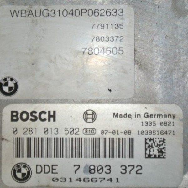 Centralina Motore | BMW 118d E87 204D4