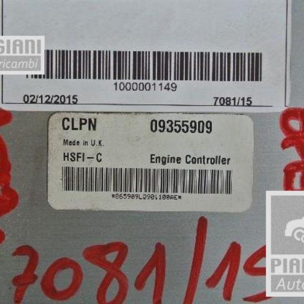 Centralina | Opel Astra G X14XE