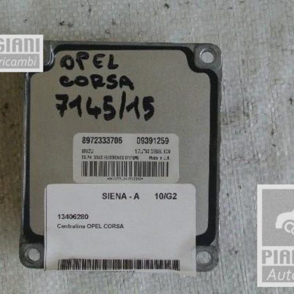 Centralina | Opel Corsa 1.7 Gasolio