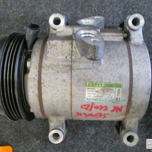 Compressore Aria Condizionata Chevrolet Spark 1.0 cc B10D1