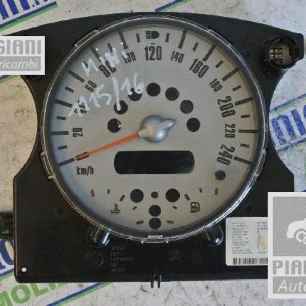 Contachilometri / Contagiri   Mini One N12B14A
