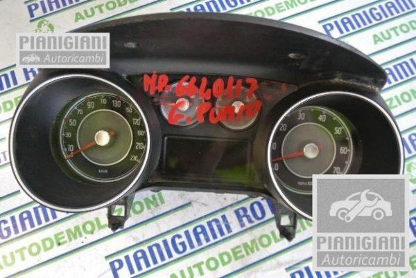 Contachilometri   Fiat Grande Punto Evo 1.2