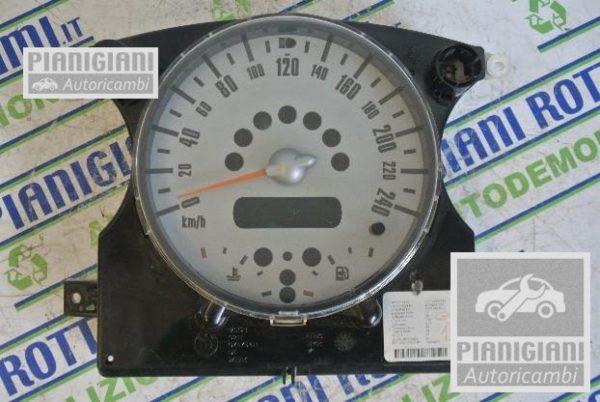 Contachilometri | Mini One 2004 W10B16A