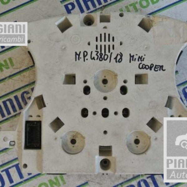 Contachilometri   Mini One 2004 W10B16A