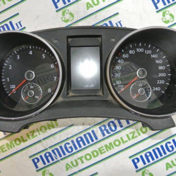 Contachilometri   Volkswagen Golf VI