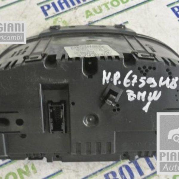Contagiri / Contachilometri BMW Serie 1 118d E87