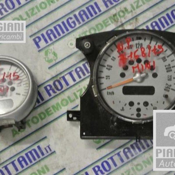 Contagiri + Contachilometri Mini Cooper W10B16A