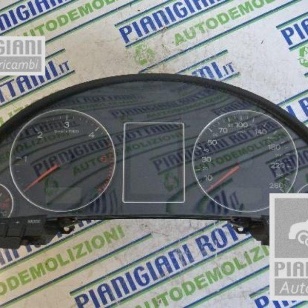 Contagiri / Contachilometri   Audi A4 2007 BRD
