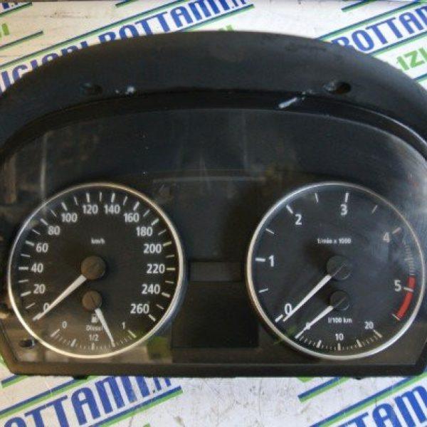 Contagiri / Contachilometri   BMW 330xd E90