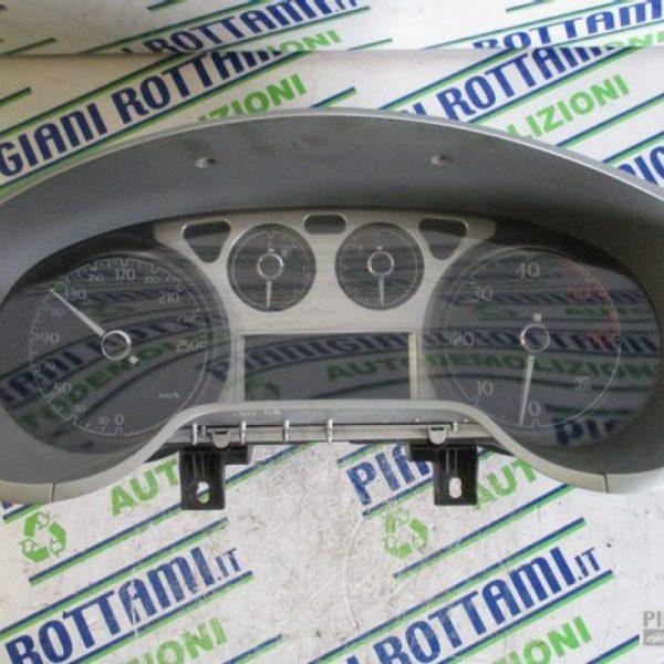 Contagiri / Contachilometri | Lancia Delta 2009