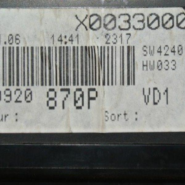 Contagiri / Contachilometri | Volkswagen Passat