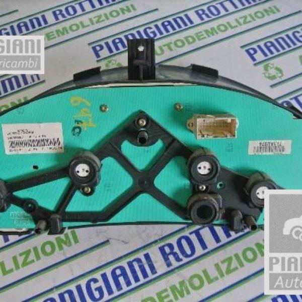 Contagiri / Contachilometri Peugeot 206 HFX