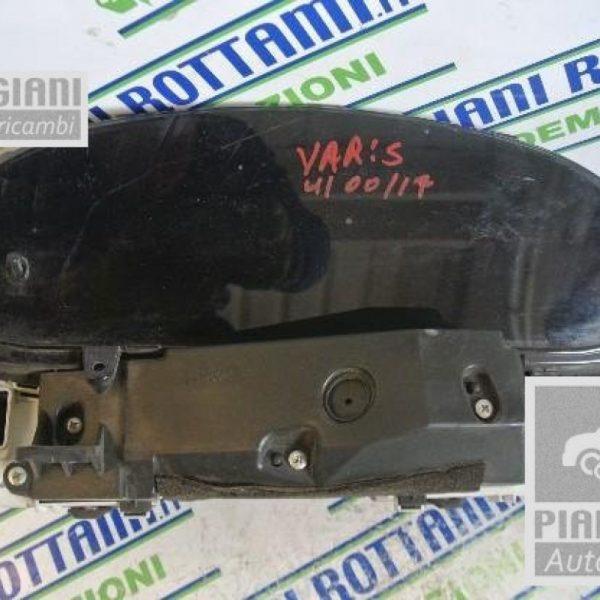 Contagiri / Contachilometri Toyota Yaris 1KRFE