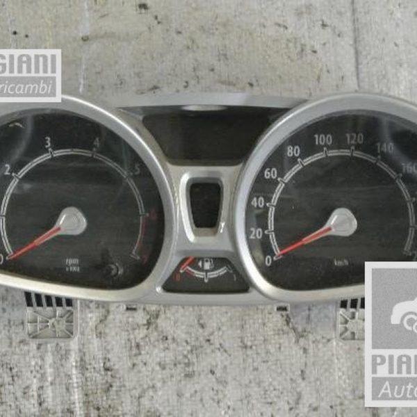 Contagiri | Ford Fiesta Benzina 2008