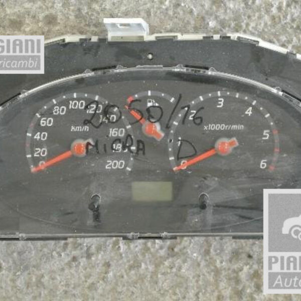 Contagiri   Nissan Micra K12 2004 K9K