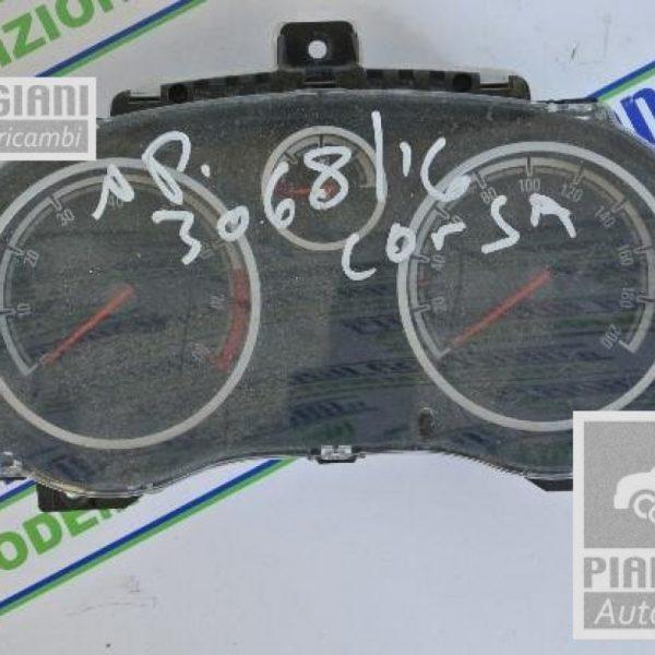 Contagiri   Opel Corsa D 2011 A12XER