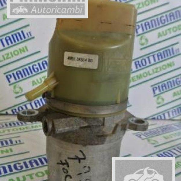 Elettroguida | Ford Focus Anno 2006 G8DB