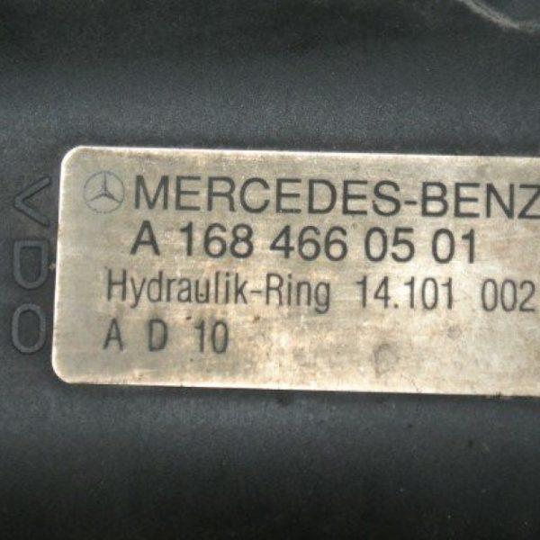 Elettroguida | Mercedes Classe A 160 W168
