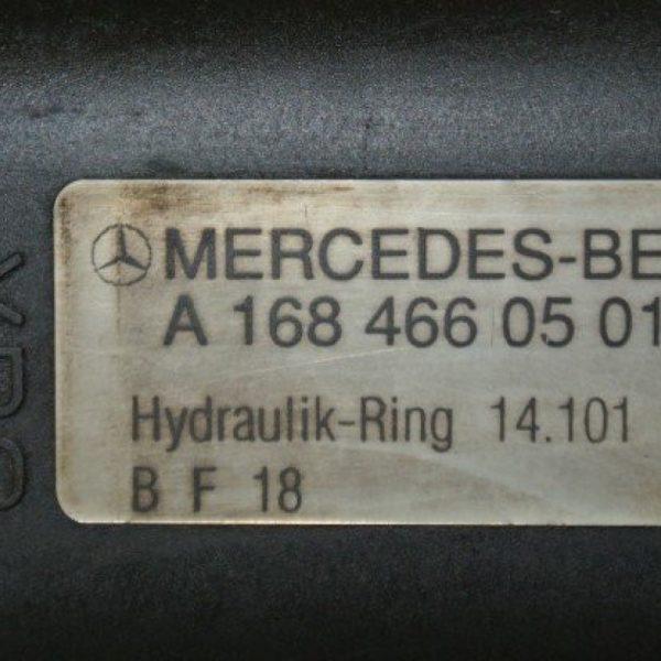Elettroguida | Mercedes Classe A W168