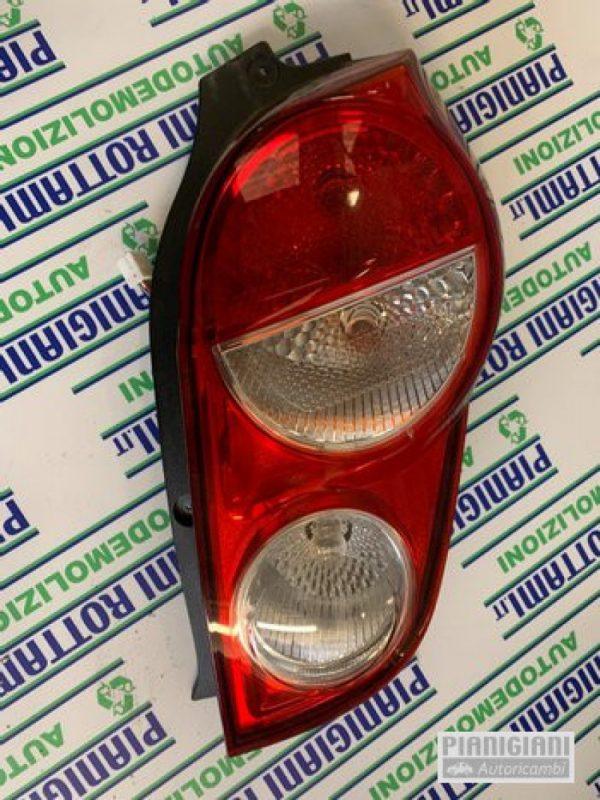 Faro Posteriore Destro   Chevrolet Spark 2013