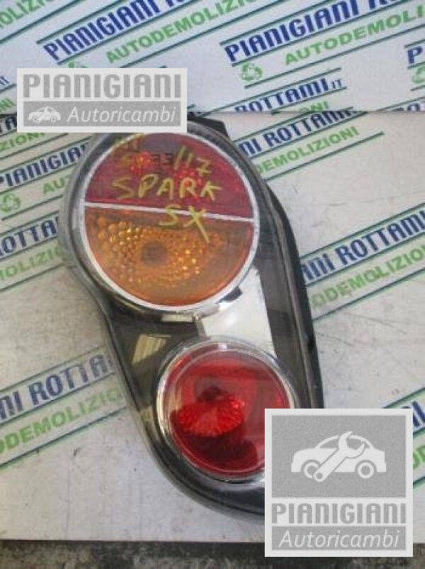 Faro Posteriore Sinistro | Chevrolet Spark
