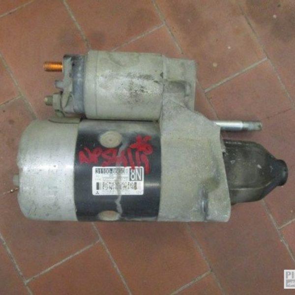 Fiat Sedici motorino avviamento 1.6 benzina