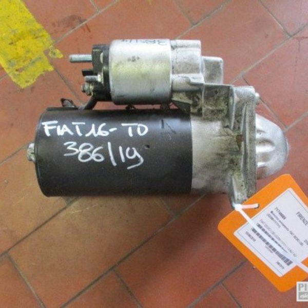 Fiat Sedici motorino avviamento 1.9 Diesel