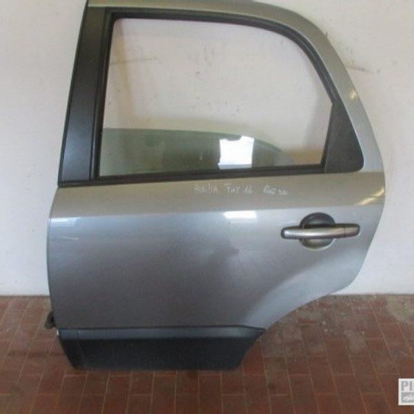 Fiat Sedici porta posteriore Sx