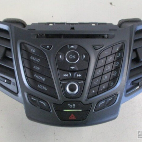 Ford Fiesta Autoradio anno 2015
