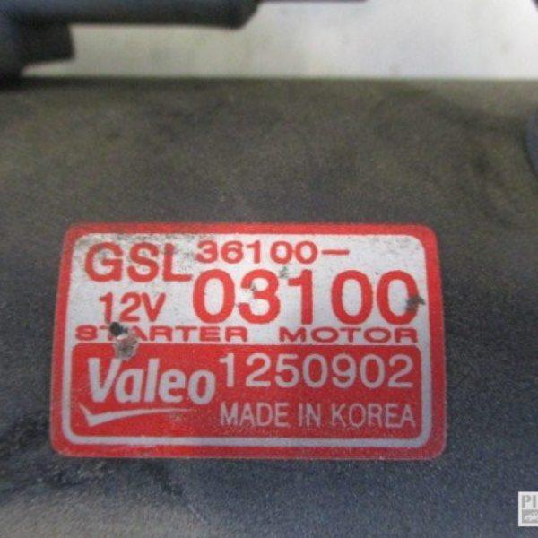 Hyundai I20 motorino avviamento anno 2010 benzina