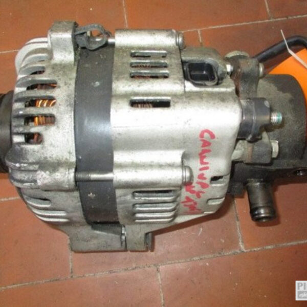 Kia Carens alternatore 2.0cc motore D4EA