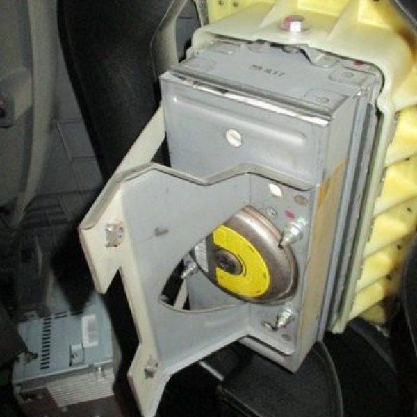 Kit Airbag completo Chevrolet Spark