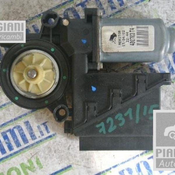 Motorino Alzavetro Sinistro   Volkswagen Polo 2001
