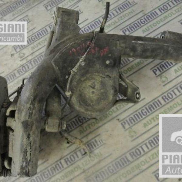 Mozzo Posteriore Destro | Fiat Panda 4X4 2007