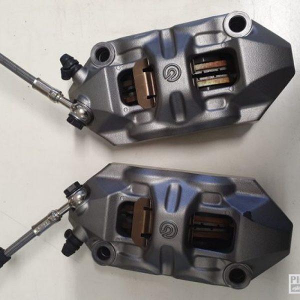 Pinze Freno Radiali BREMBO M4 100mm