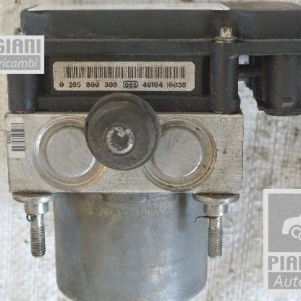 Pompa ABS + Centralina | Fiat Panda 2004 < 2010