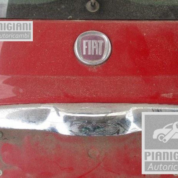 Portellone | Fiat 500 Anno 2010