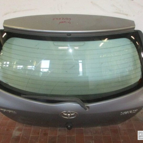 Portellone Posteriore Toyota Yaris 2006 –