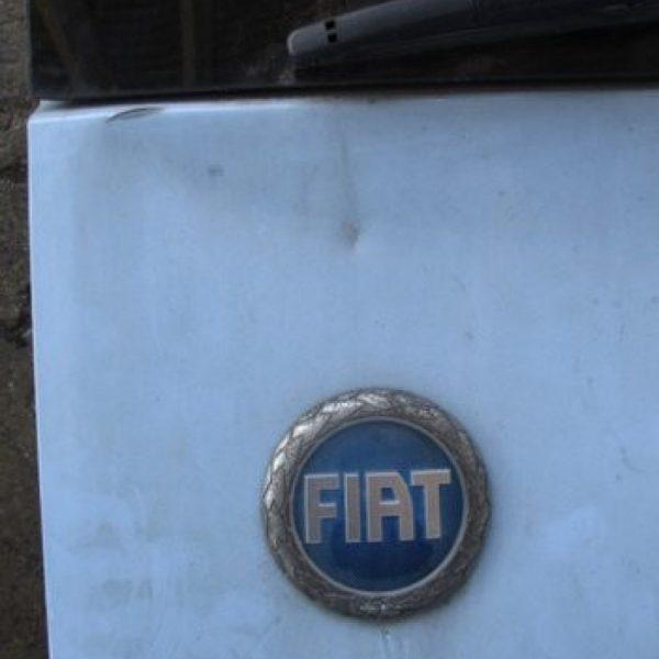 Portellone Unico Vetrato | Fiat Doblò Anno 2004