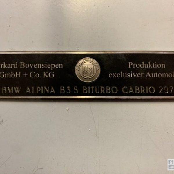 Sospensione Anteriore Sinistra Alpina B3S / BMW 3