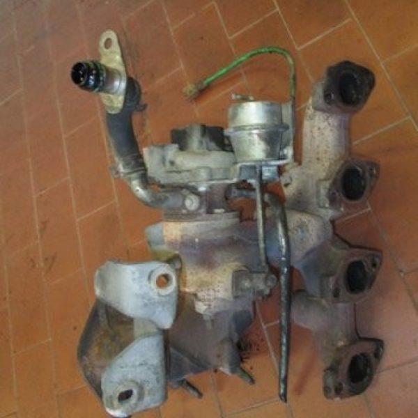 Turbina Renault Kangoo 1.5 cc cod K9KE8