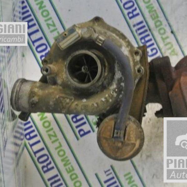 Turbocompressore Peugeot 206 RHY 2.0 HDi 2006